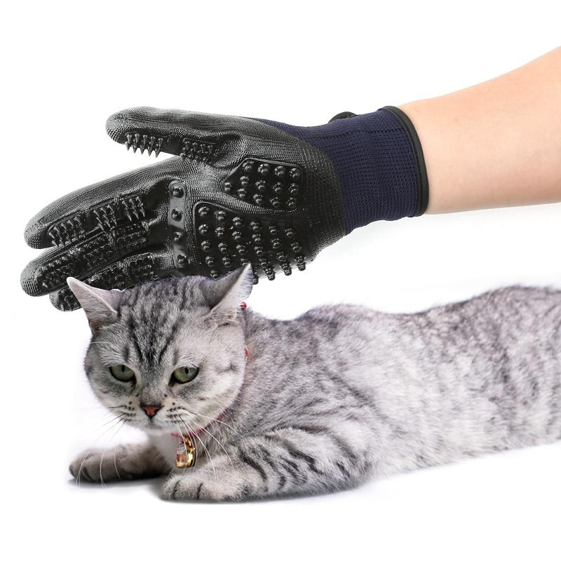 Walastyle Pet Grooming Gloves