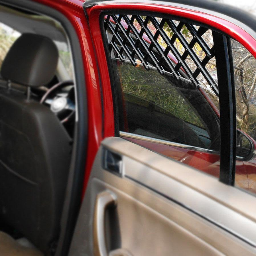 Walastyle Pet Travel Car Window Mesh