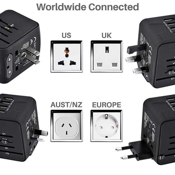 walastyle Smart Travel Adapter