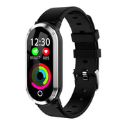 T1 Smart Wristband Woman Heart Rate Blood Pressure Monitor Fitness Bracelet tracker Pedometer Band for IOS Android Huawei phone