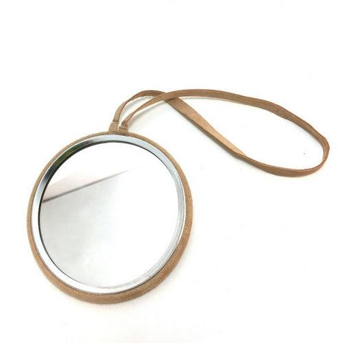 LEATHER POCKET // MIRROR MIRROR NUDE