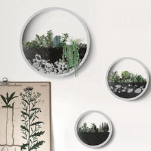 Load image into Gallery viewer, Vizsla Circular Hanging Terrarium