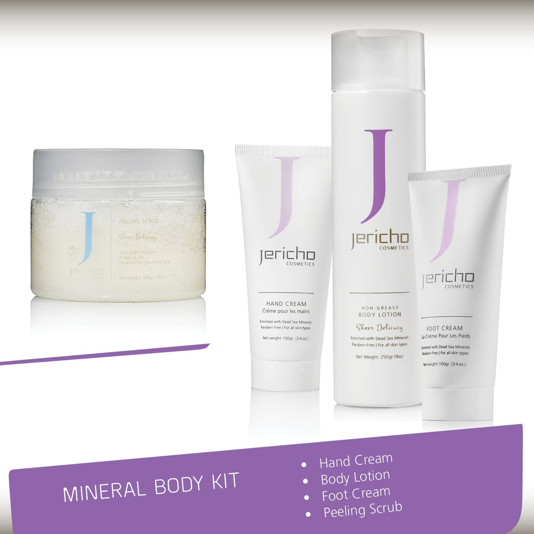 Gift Bundle - Mineral Body Kit
