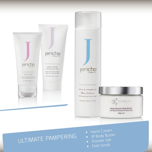 Gift Bundle - Pampering Kit