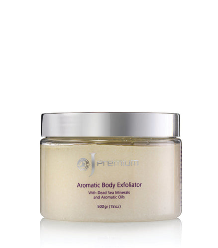 Aromatic Body Exfoliator - Salt Scrub