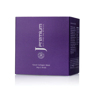 Facial Collagen Mask