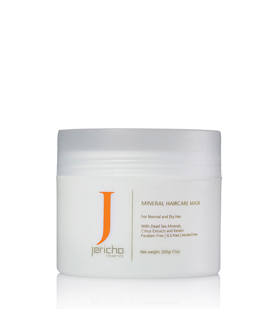 Mineral Haircare Mask