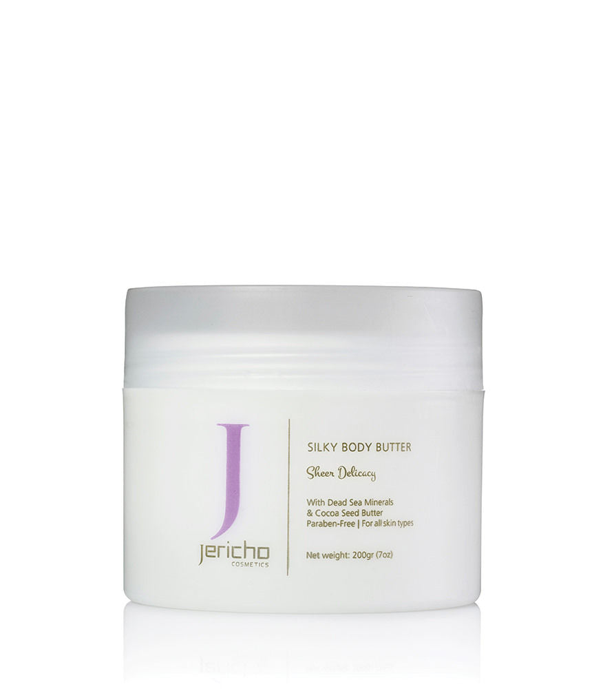 Body Butter Sheer Delicacy (Pure Lilac)