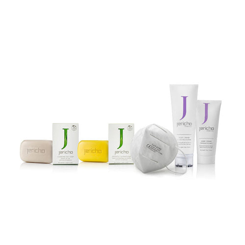 Jericho Protective Set + 10 FREE Personal Protective Masks