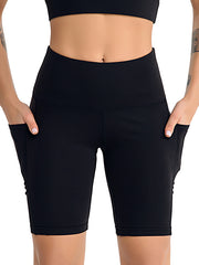 LikeBunny Modest Sports Shorts with Pockets 6""