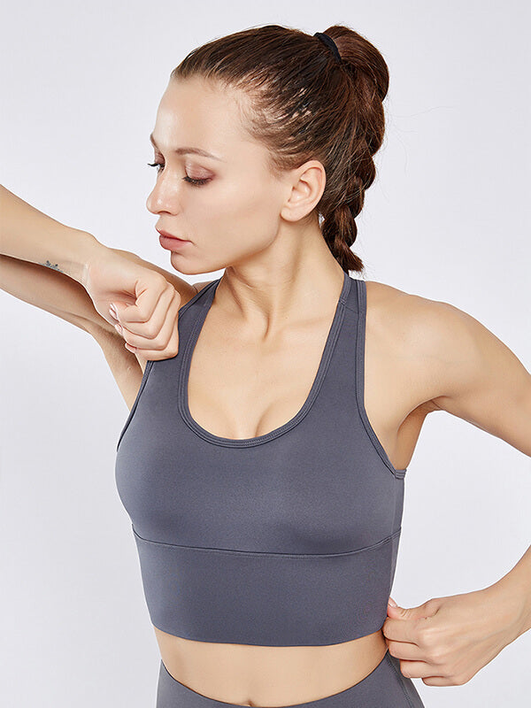 Free To Be Moved Sports Bra