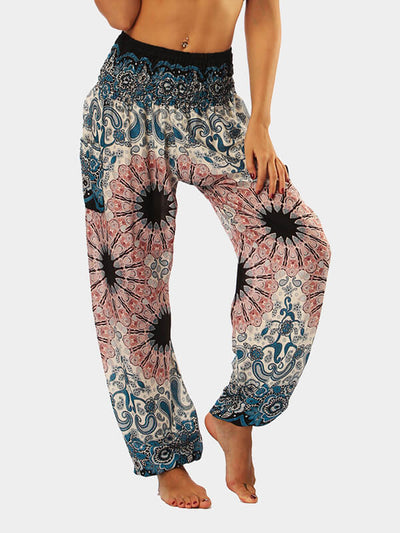 Move To Boho Loose Yoga Pants
