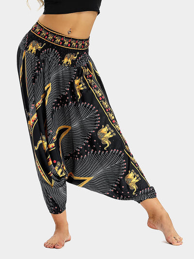 Dance To Boho Loose Yoga Pants