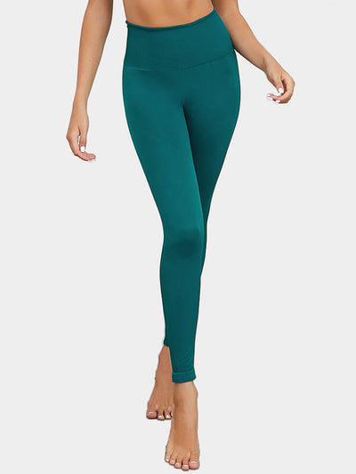 Women's Solid Color Tight Yoga Pants