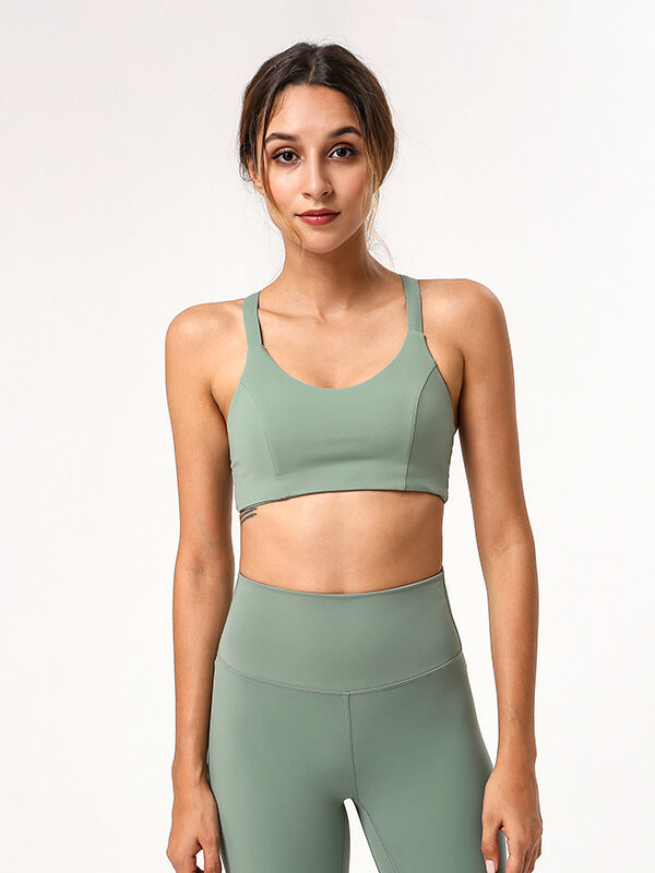LikeBunny Dance Studio Sports Bra