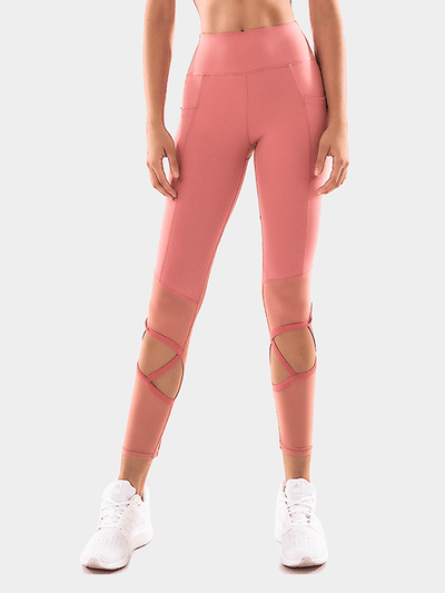 LikeBunny City Sweat Rain Sports Tight Leggings 28""