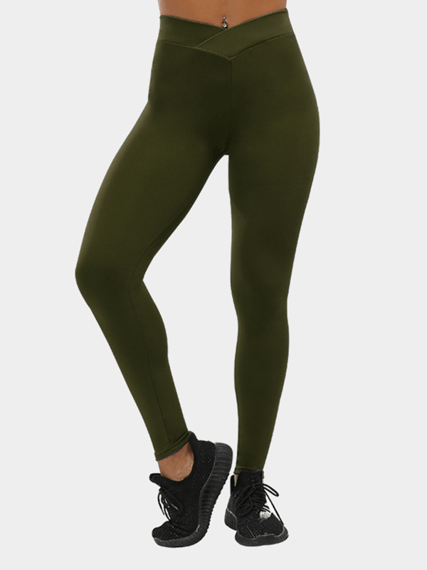 LikeBunny Level Up Now Sports Leggings 28""
