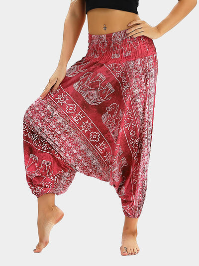 Boho Mind Loose Yoga Pants