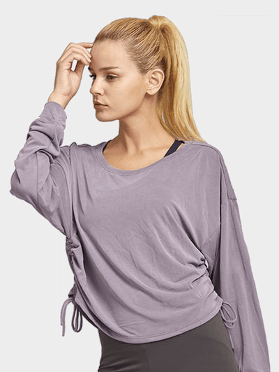 Need Something New Long-sleeve Sports Top