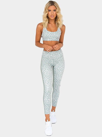 LikeBunny Running Moments Yoga Sports Suit