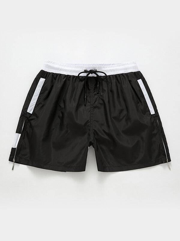 Men's Contrast Beach Shorts