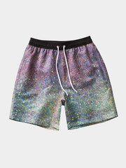Men's Gradient Beach Shorts