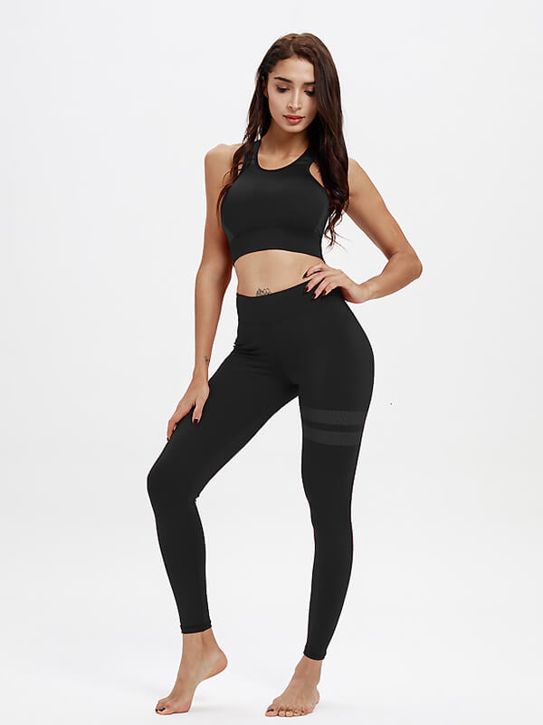 Women's Free By Muscle Workout Sports Suit