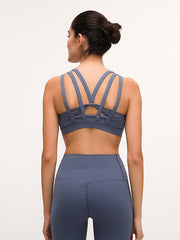 LikeBunny Like Today Medium Impact Sports Bra