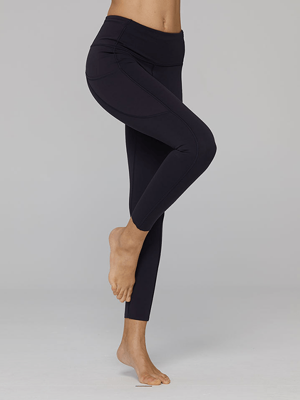 LikeBunny Fresh Air Sports Leggings with Pockets 28""