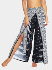Boho Chat Loose Yoga Pants