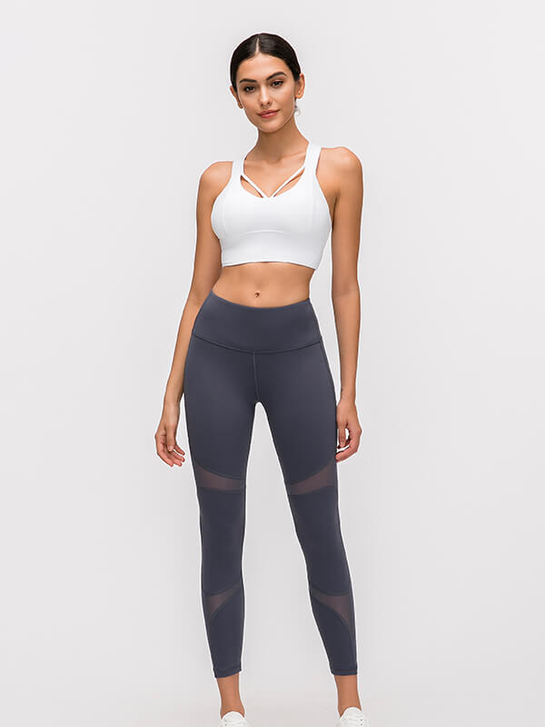 LikeBunny Free To Be Moved Sports Bra