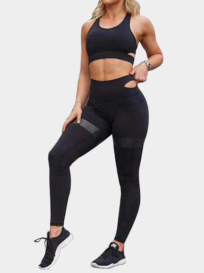 Women's Seek Better Workout Sports Suit
