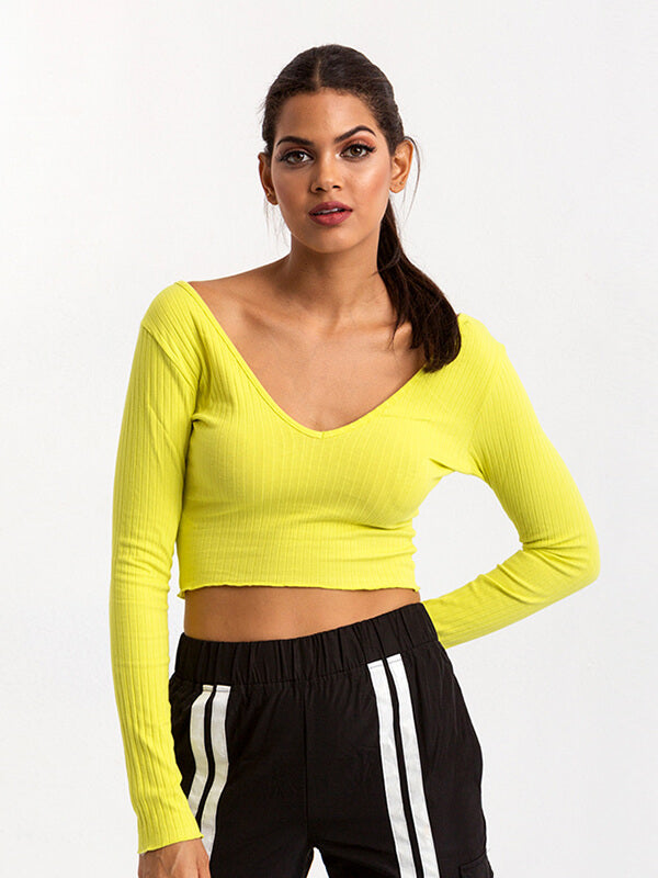 Women's Fine Your Body Sports Top