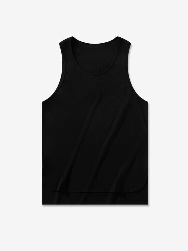 Men's Solid Color Casual Vest