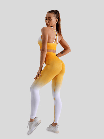 Women's Stand Out Workout Sports Suit