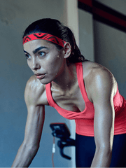 LikeBunny Geo Tomorrow Workout Headband