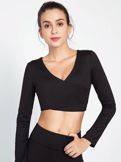 Women's Long Sleeve Sports Shirt
