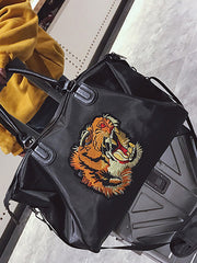 LikeBunny Wilder Forest Gym Bag