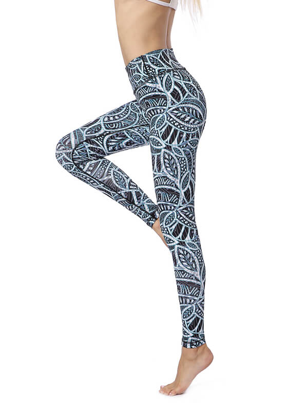LikeBunny Forest Tight Sports Leggings 28""