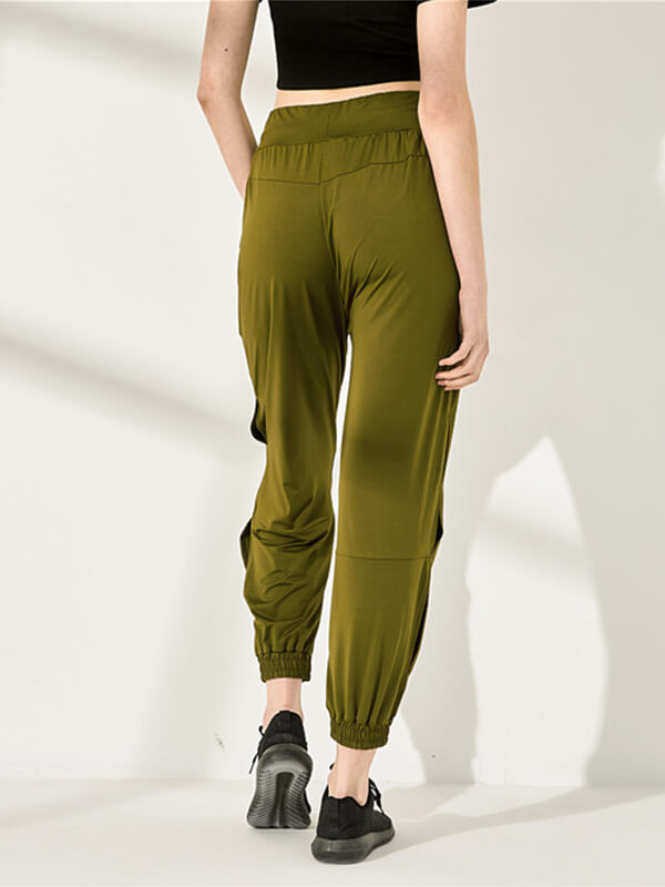 LikeBunny High Waist Sports Trouser