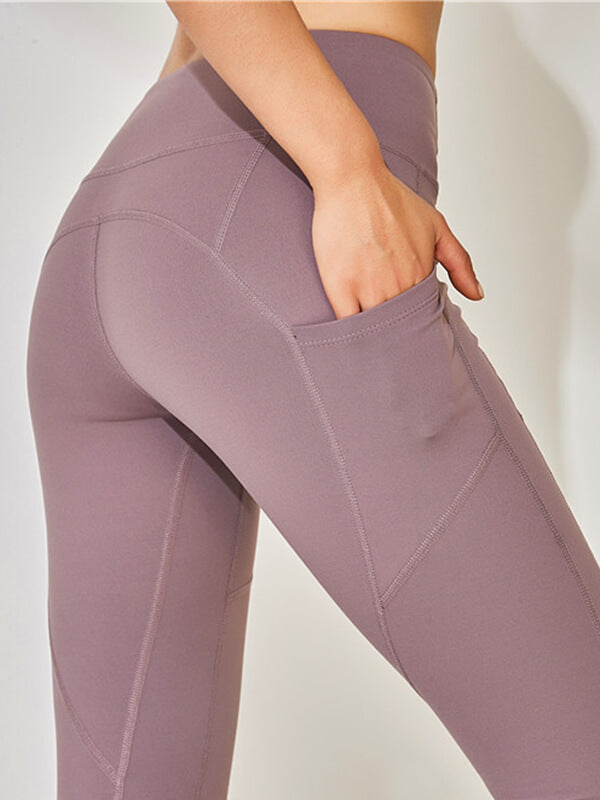LikeBunny Booty Up Tight Sports Leggings 28""