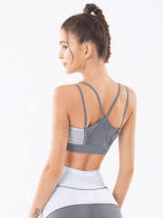 Women's Tight Yoga Vest