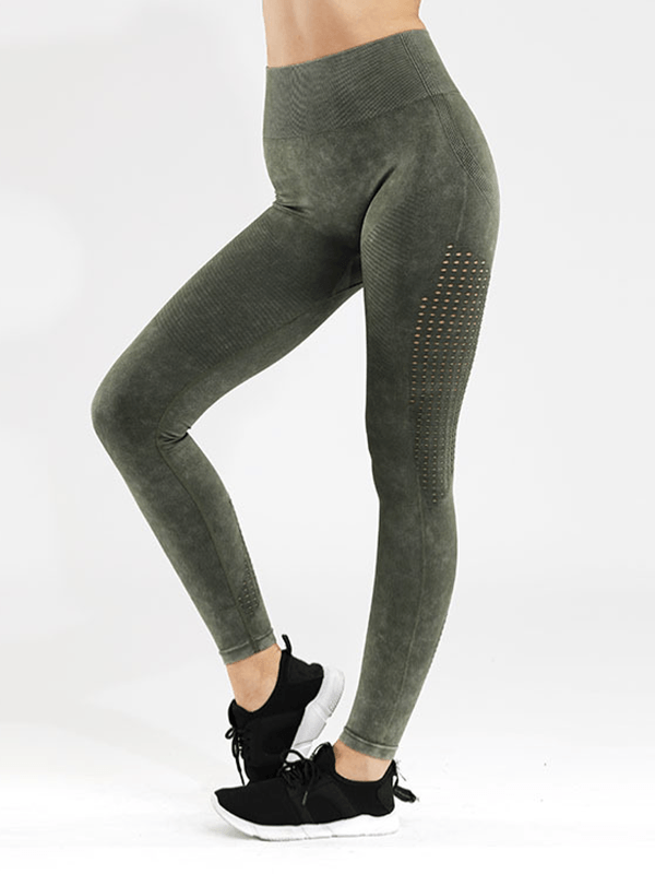 LikeBunny Move To New Sports Leggings 28""