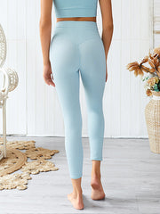 Women's Nylon Tight Yoga Pants