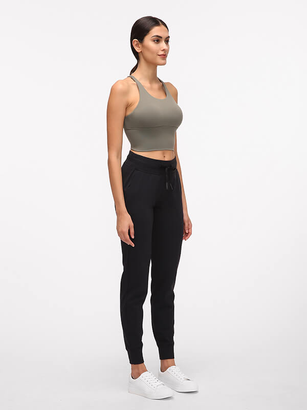 LikeBunny Be Self-discipline Sports Bra