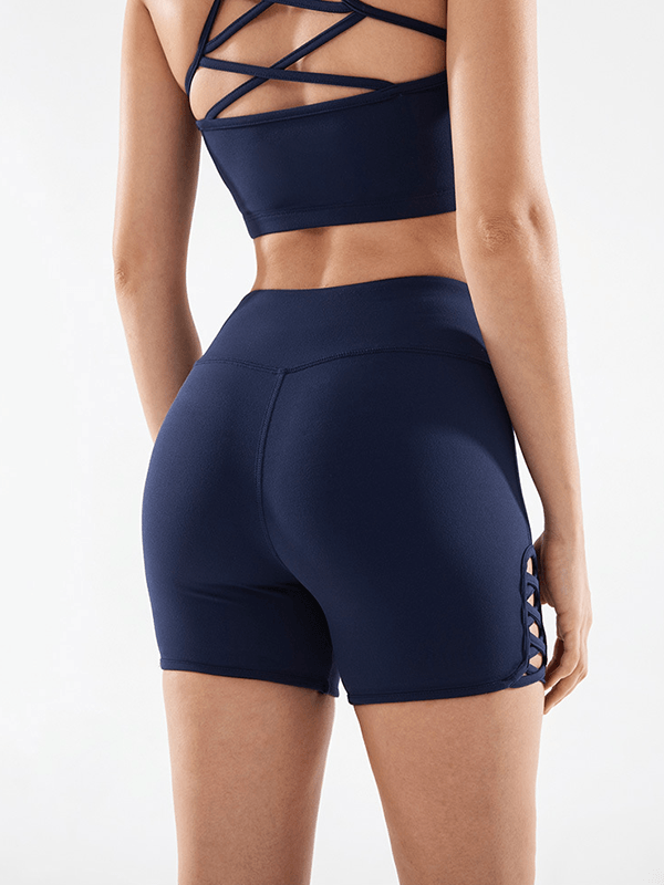 LikeBunny Alpine Air Sports Shorts