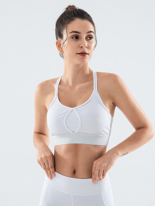 LikeBunny Step Into Sports Bra