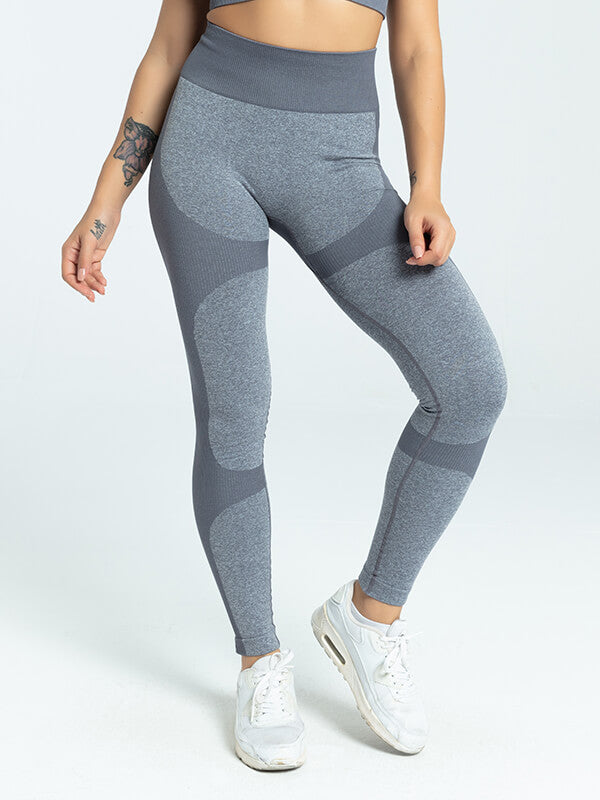Women's One Color Tight Yoga Pants