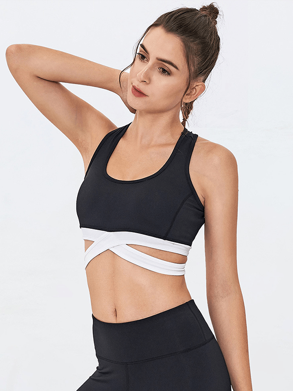 Women's Cross Tight Sport Bra