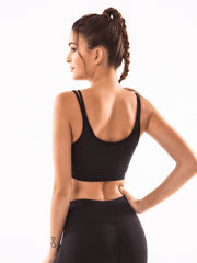 LikeBunny City Sweat Rain Sports Bra